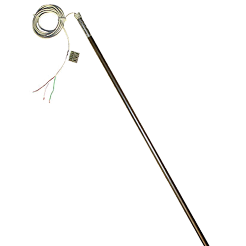 Reed chain probe for level...